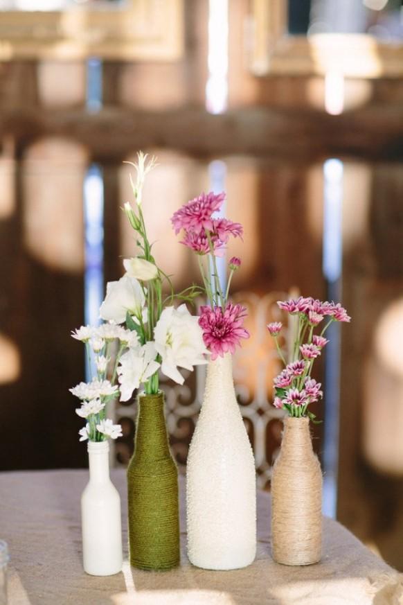 Centros de mesa originales y sencillos foro organizar - Centros de boda originales ...