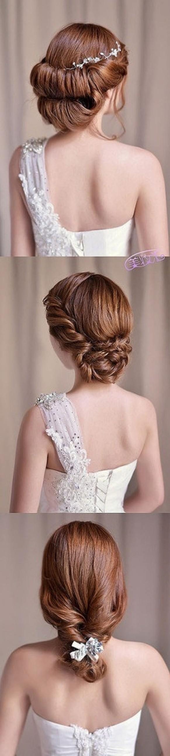 Wedding Hair Using Nets | medieval hairstyle source info