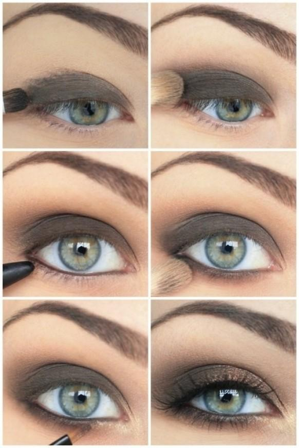 How To Get Perfect Wedding Makeup : The Perfect Bridal Smokey Eyes Makeup For Wedding Day ...