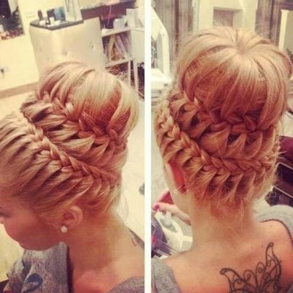 Awesome Wedding Ideas Updo 1 Weddbook Hairstyles For Women Draintrainus