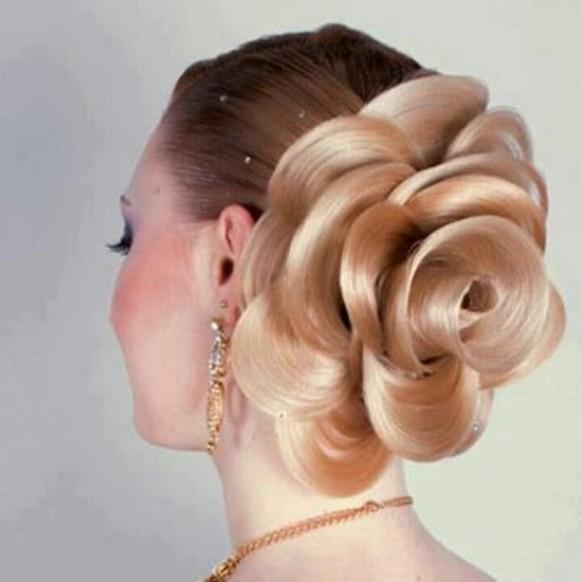 Hair wedding hairstyle ideas 1919983 weddbook junglespirit Choice Image