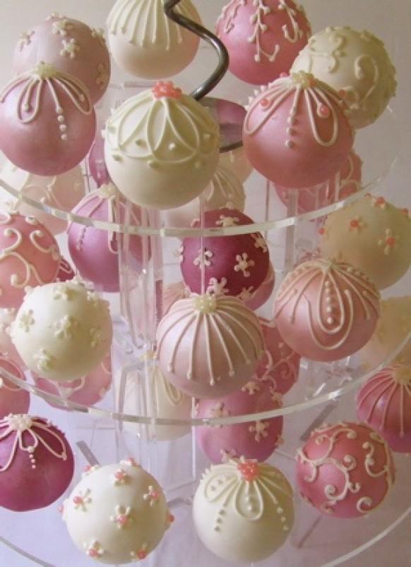 Diy Wedding Cake Balls