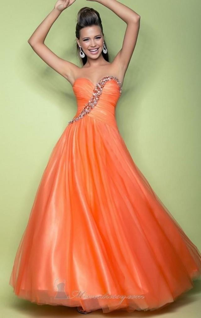 2013 New Lace Up Long Tulle Wedding Evening Dress Party Pageant Prom Ball Gown 2049958