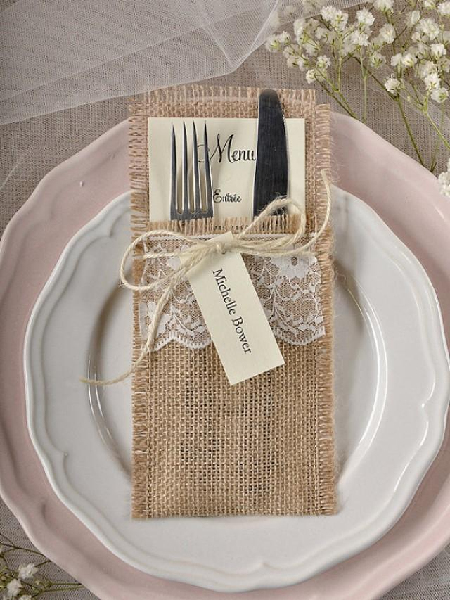 Cake Table Decorations With Silverware