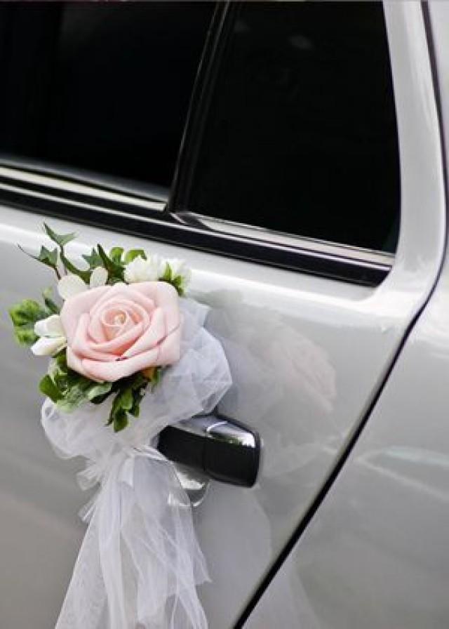 Car - FLOWER WEDDING CAR #2499652 - Weddbook