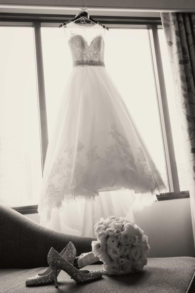 wedding photo - Elegant Atlanta Ballroom Wedding