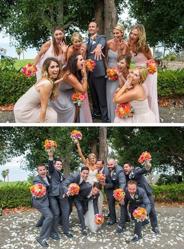 wedding photo - Real Wedding: Kate & Ryan