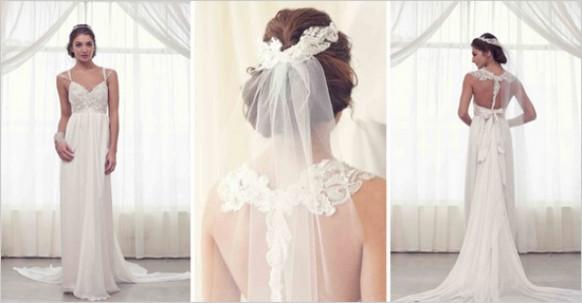 wedding photo - الدانتيل ثوب الزفاف