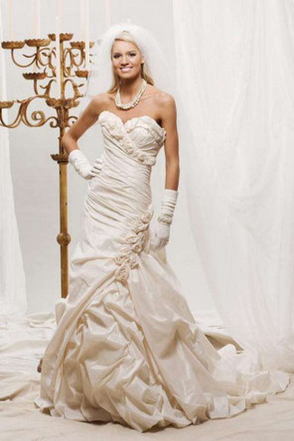 Dress Kathy Ireland Weddings By 2be 793913 Weddbook