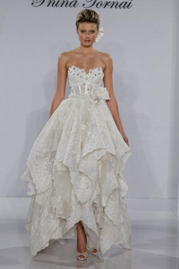 Dress pnina tornai 794286 weddbook for Pnina tornai wedding dresses prices