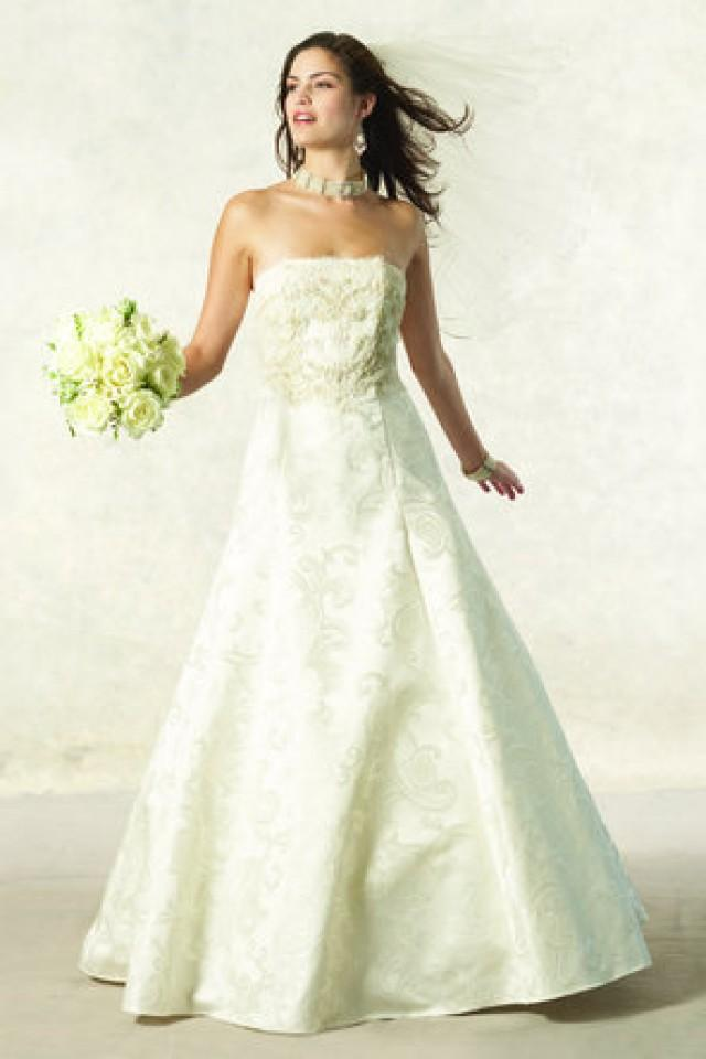 Dress jessica mcclintock 795908 weddbook for Jessica mcclintock wedding dresses outlet