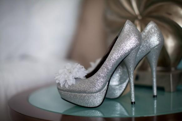Silver Sparkly Weding Shoes 07 - Silver Sparkly Weding Shoes