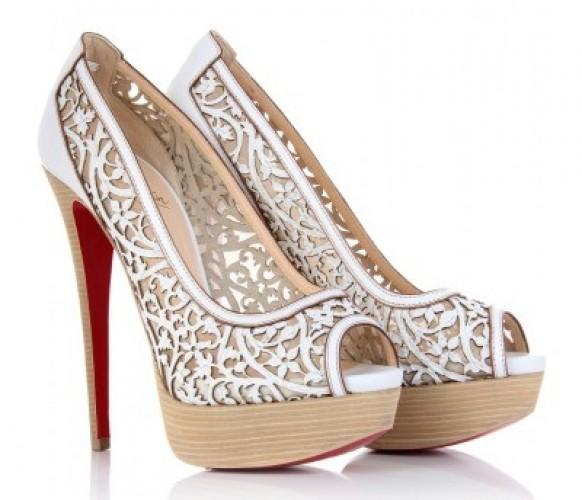 Louboutin Wedding Shoes