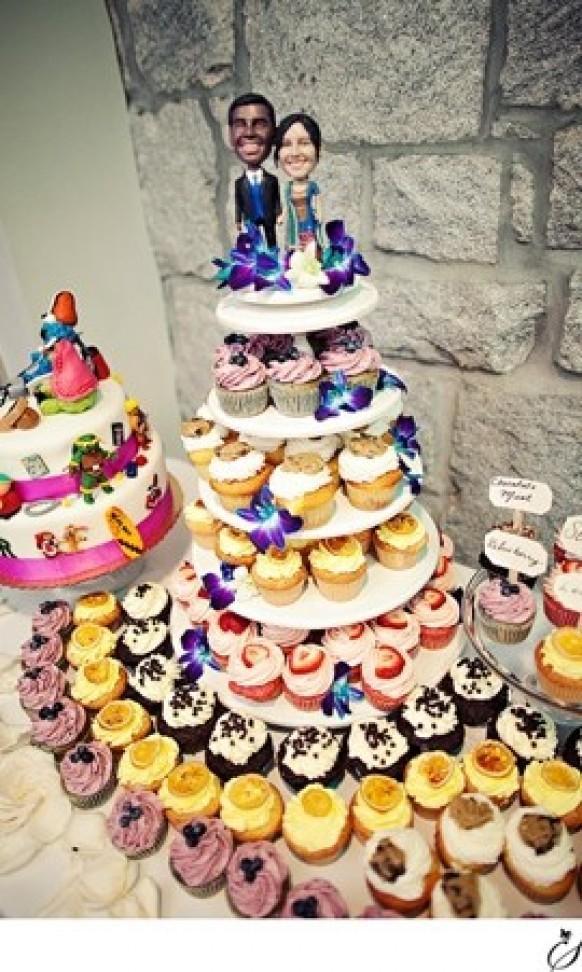 Buttercream Wedding Cakes #796803 - Weddbook