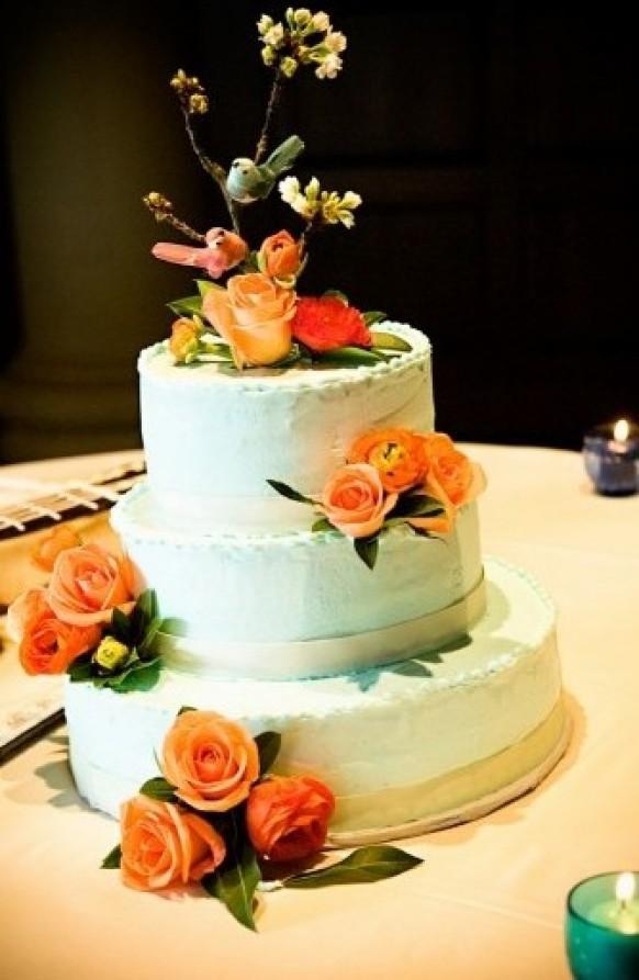 Buttercream Wedding Cakes #796812 - Weddbook