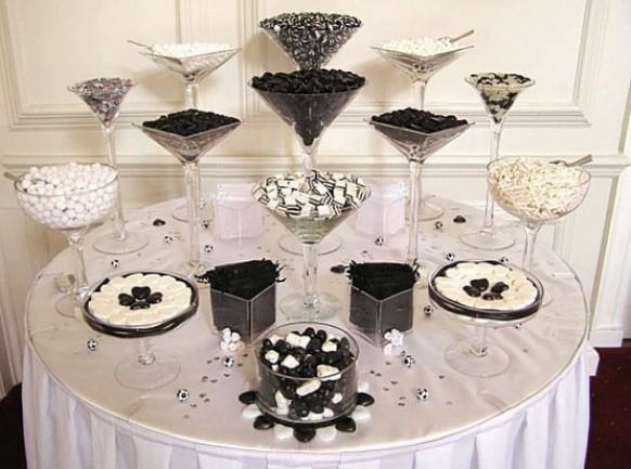 Wedding Candy - Chic Candy Table ♥ Wedding Favor Ideas #796912 ...
