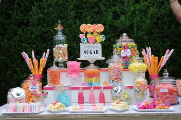 Candy Bar Weddbook