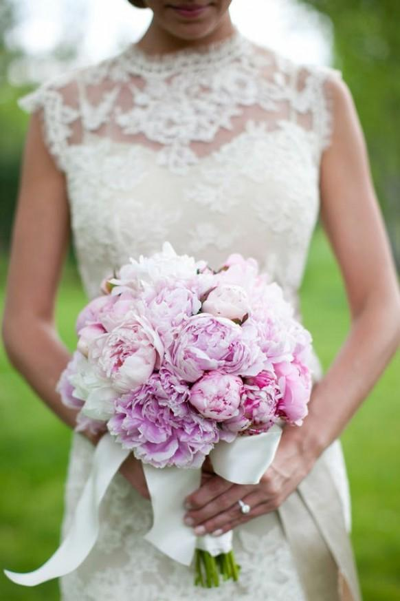 Пионы для свадьбы