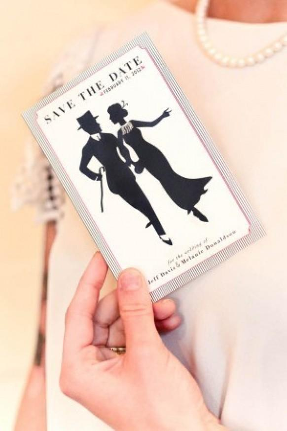 Creative Wedding Save The Dates #797531 - Weddbook