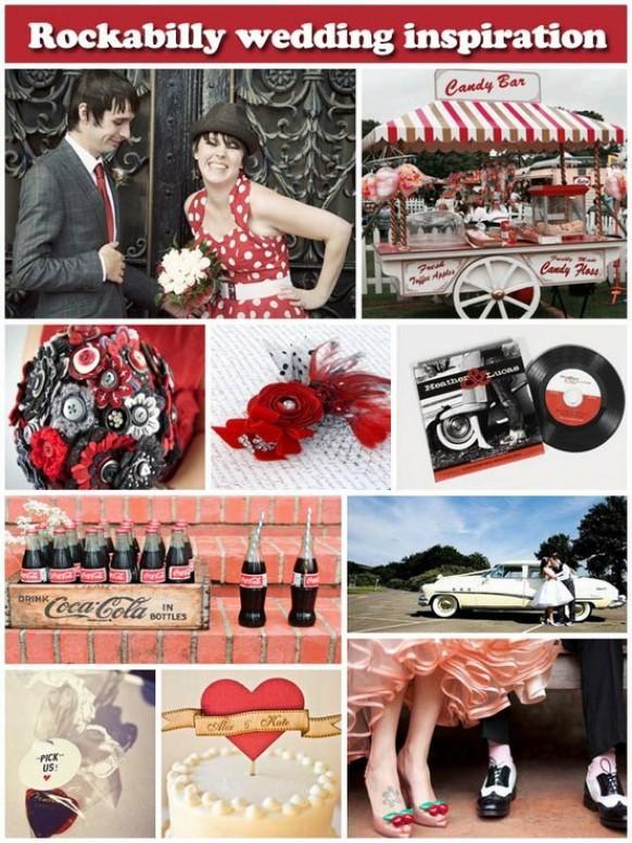 Wedding Ideas - 50s #2 - Weddbook