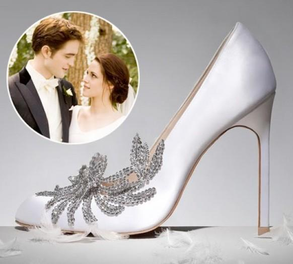Our Favorite Wedding Shoes