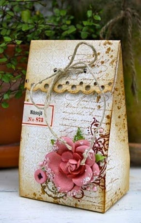 Diy Wedding Gift Bag Ideas - Wedding Invitation Sample