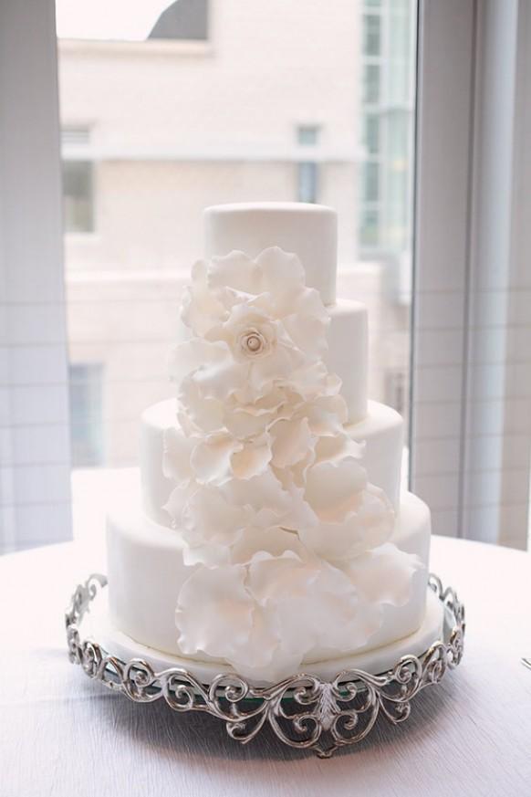 Gâteau - Gâteaux De Mariage #891239 - Weddbook