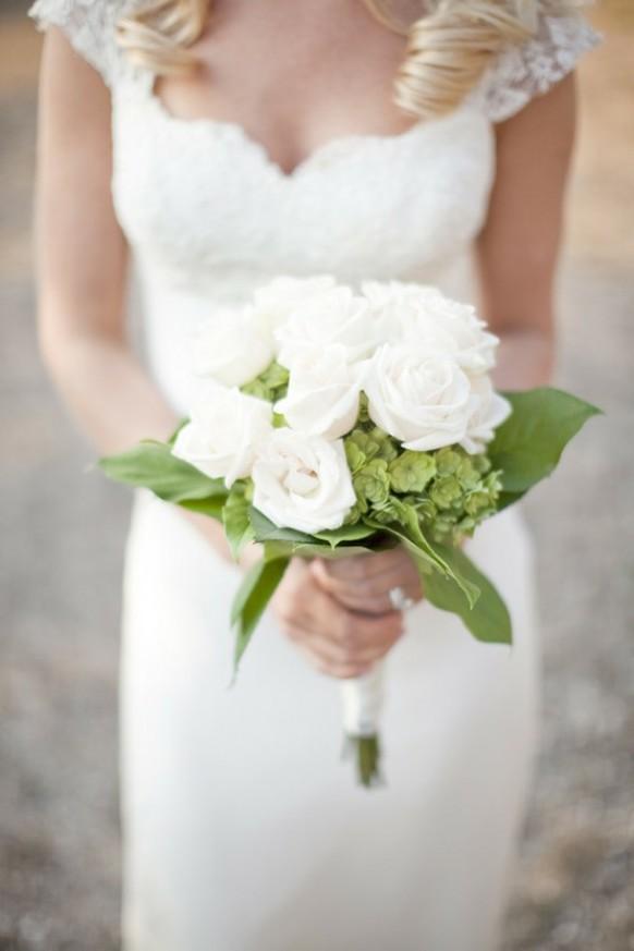 Простые букеты своими руками для невесты 213