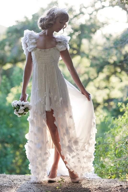 Fairy wedding fairytale wedding dress 1259565 weddbook for Fairy tale wedding dresses