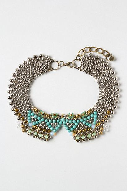 Wedding - Special Design Beaded Collar