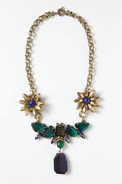 Wedding - Special Design Handmade Swarovski Crystal Necklace