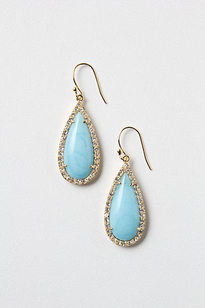 Wedding - Rainfall Earrings - B