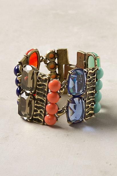 Wedding - Kaleidoscope Glass Bracelet - B