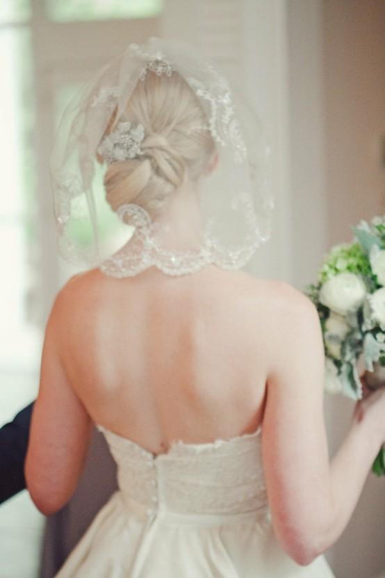 Hochzeit - Veils