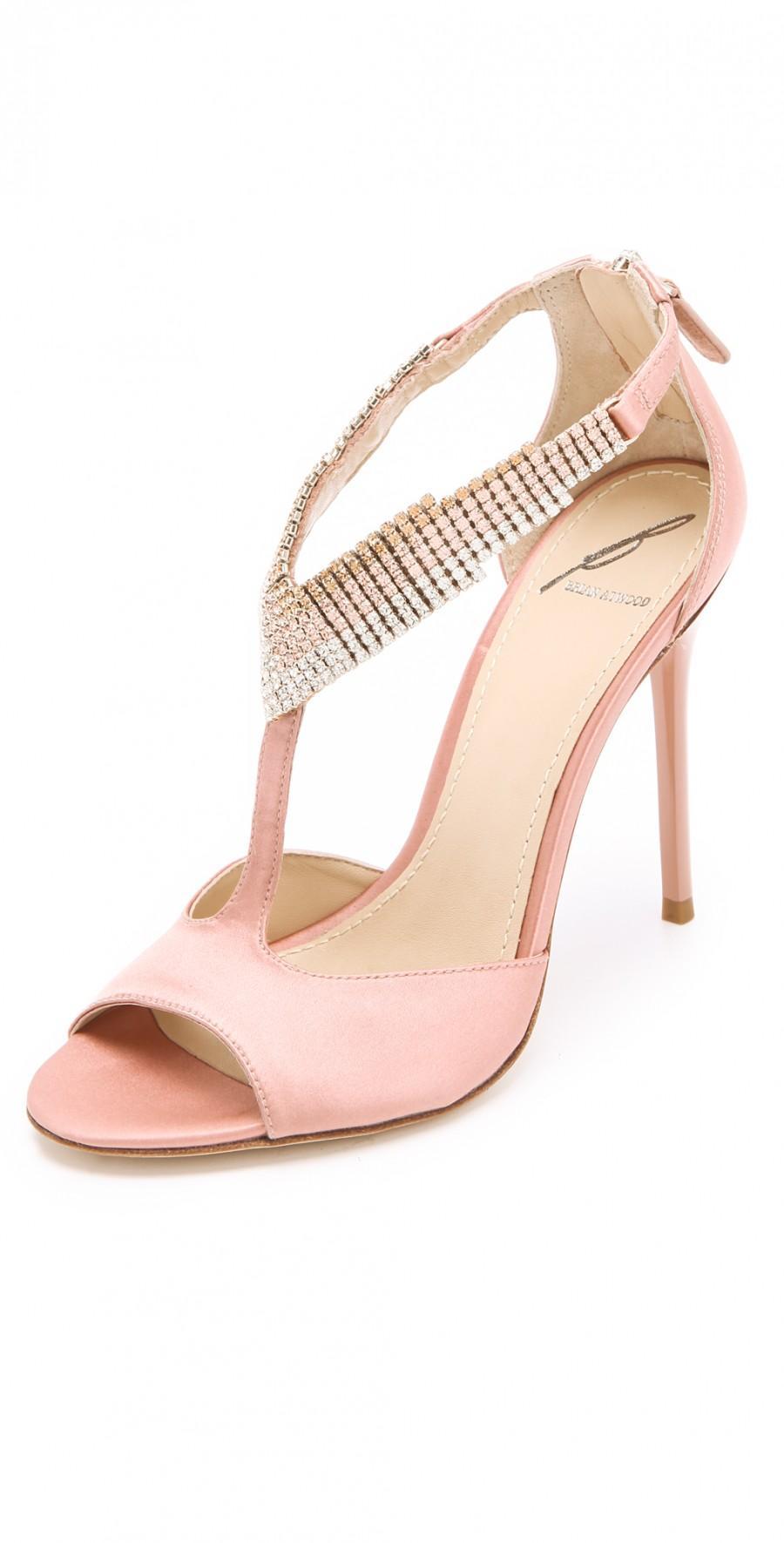 Wedding - Loreto Crystal Sandals