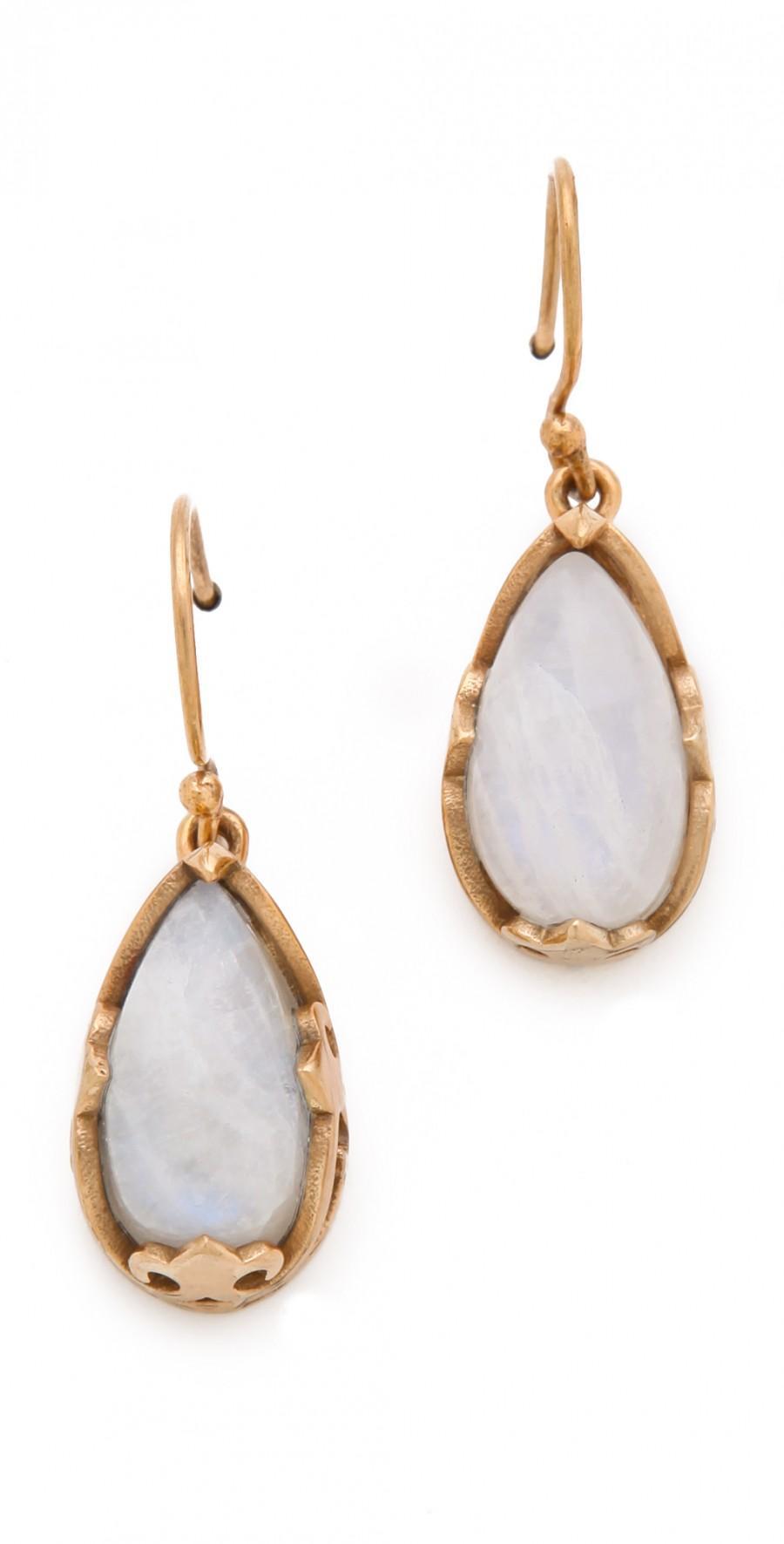 Hochzeit - Monarch Earrings