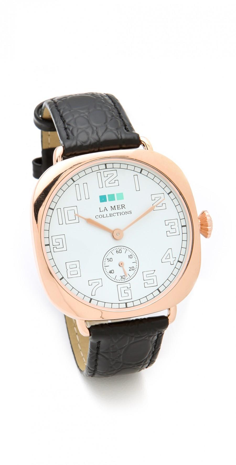 Wedding - Vintage Oversized Watch