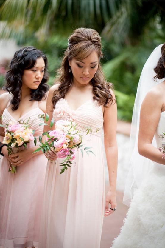 Mariage - Demoiselles d'honneur