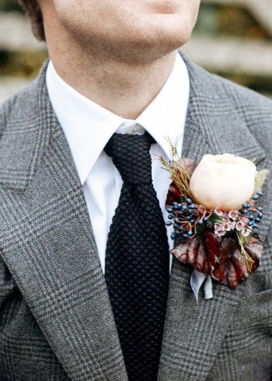 Hochzeit - Boutonnieres For The Boys