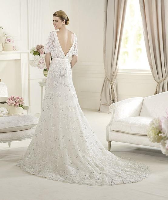 Pronovias Elie Saab Magots 2013 Bridal Collection ♥ Hand ...
