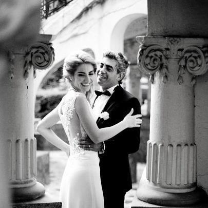 Hochzeit - Black & White Photography