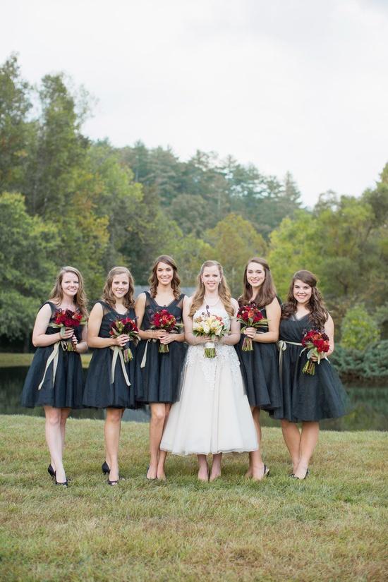 زفاف - وصيفات الشرف