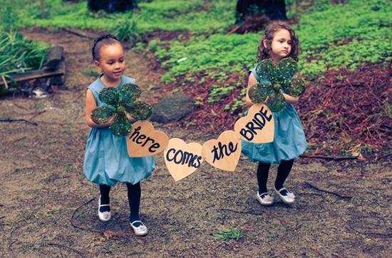 Wedding - Flowergirls