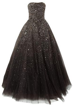 Hochzeit - schwarz