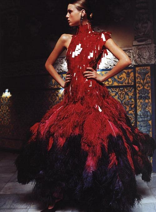 the gallery for gt red flamenco dresses