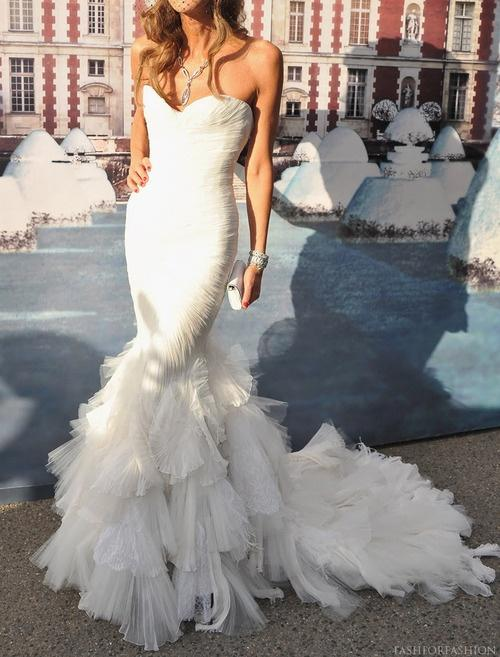 Wedding Dresses - Wedding Dress Ideas #1919608 - Weddbook