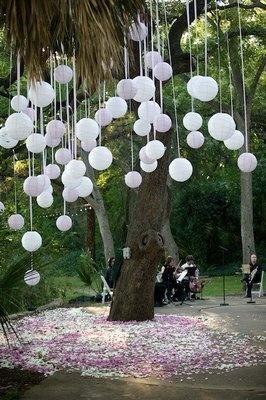 زفاف - أفكار ديكور زفاف