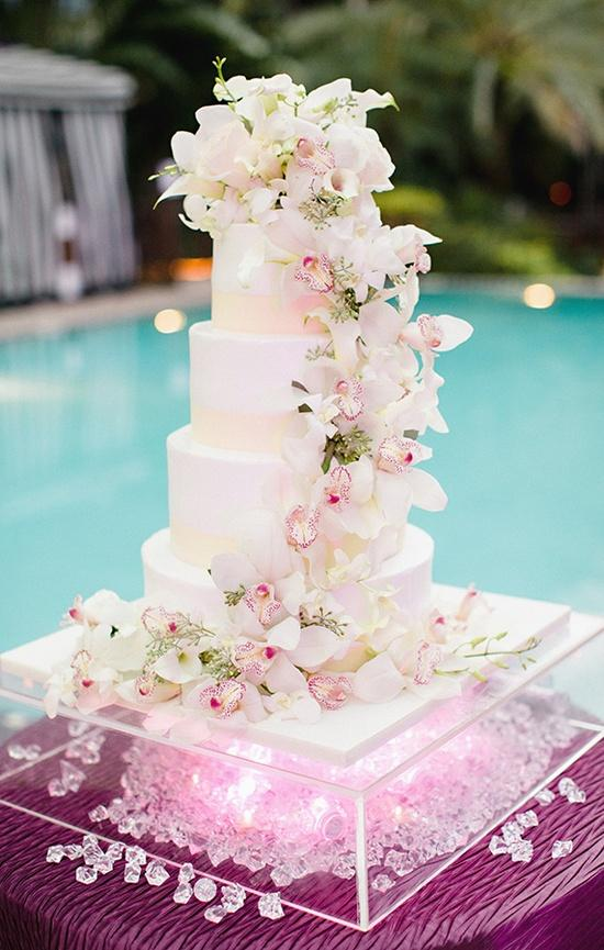 Cake Ideas For Small Wedding : Wedding Cakes - Wedding Cake Ideas #1919788 - Weddbook