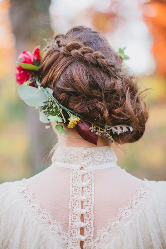 Hochzeit - Hochzeit Frisur Ideen