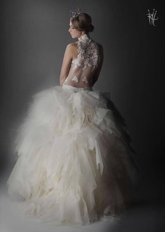 زفاف - الدانتيل وترف